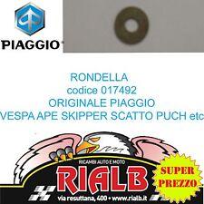 RONDELLA 17492 017492 ORIGINALE PIAGGIO per VESPA PX 125 / 150 2011 2012