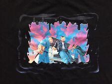 Camel Joe Cigarettes T shirt XL Pocket Black Vintage 1996 90s American Born USA