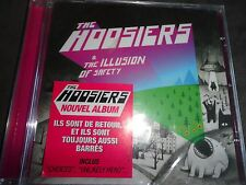 CD - THE HOOSIERS - The illusion of safety - 12 titres  - 2010 - NEUF BLISTER