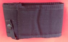 North American Arms HAR Ankle Holster Black Nylon for 22LR or 22mag