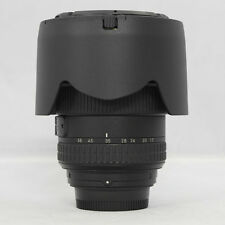 Nikon Zoom-Nikkor  17-55mm / 17-55 F/2.8 AF-S DX ED G IF Lens (Used)