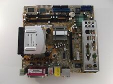 Asus p5ld2-tvm se/s Socket 775 Motherboard Con Intel Pentium 2,80 ghz Cpu