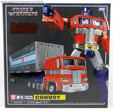 TRANSFORMERS TAKARA MASTERPIECE MP-10 MP10 CONVOY OPTIMUS PRIME STOCK SHIP