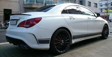 Mercedes CLA Class W117 - Rear boot spoiler AMG look