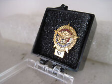 Polish Legion Amer Vets  10    yr  pin mint