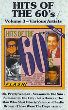 MUSICASSETTA -  VARIOUS -  HITS OF THE 60's  vol. 3                  (4)