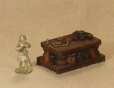 Alchemist Table Tavern Inn Dwarven Forge Scenery Terrain 28mm Painted Resin Mini