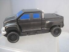 BURGER KING KIDS MEAL TRANSFORMER PICKUP TRUCK WITH FRICTION MOTOR
