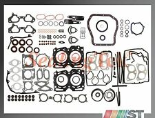 Fit 2002-05 Subaru Impreza WRX Turbo EJ205 USDM Engine Full Gasket Set seal kit