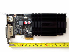 1GB Low Profile Half Height Size Length Single Slot PCI-E x1 Video Graphics Card