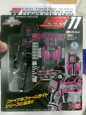 Brand New Masked Rider Decade - Final Form Ride Series - FFR 11, Bandai