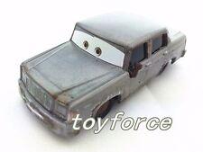 Mattel Disney Pixar Cars Gray Old Car Toy Car 1:55 Loose New In Stock