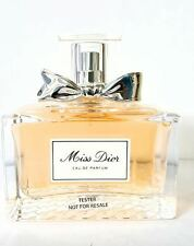 Miss Dior Christian Dior Eau De Parfum Tster 3.4/3.3  Spray Tster For Women New