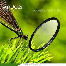 Andoer 58mm Macro Close-Up Filter Kit Set ( +1 +2 +4 +10 ) for Nikon Canon Y1Z4
