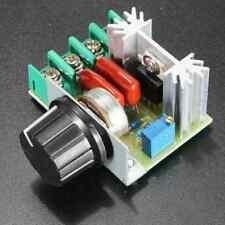 Regolatore di tensione controllore scr 5pcs 2000w velocità termostato dimmer