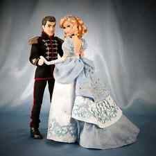 New Disney Fairytale Designer Cinderella Prince Charming Doll Limited Edition