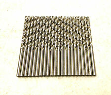 "25 NEW USA 5/32"" HIGH SPEED STEEL DRILL BITS PILOT POINT BULLET TIP"