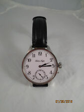 Vintage Antique Wrist Watch Pocket Watch Rare Conversion Pavel Bure Paul Buhre