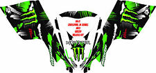 ARCTIC CAT SNOWMOBILE CROSSFIRE M SERIES DECAL WRAP KIT  MV3 BASIC DECAL STICKER