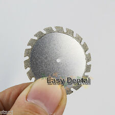 2pcs Diamond Disc for Cutting DENTAL Plaster, ROTARY TOOLS 30mm x 0.30mm