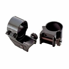 Weaver Detachable Extension 1-Inch High Top Mount Rings (Gloss Black) 49060