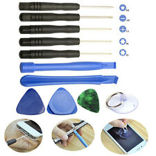 For Phones PC Laptop PDA 11× Plastic Repair Opening Pry Tools Kit Screwdriver ☊