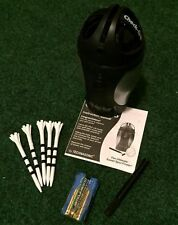 NEW Check Go Pro Silver Model New Sweet Spot Finder and Champ Golf Tees