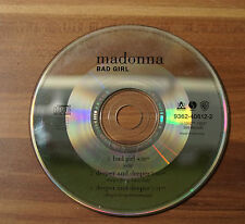 CD Madonna - Bad Girl