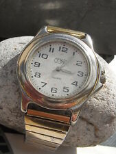 TOZAJ 806411,MONTRE USA SEVENTIES A GROS CHIFFRES HOMME,Boitier plat,d'usage