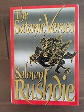 """The Satanic Verses' by Salman Rushdie (1st edition-1989)"