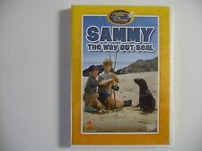 NEW/SEALED - Sammy the Way Out Seal (DVD) Walt Disney Exclusive