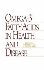 Omega-3 Fatty Acids in Health and Disease (Food Science and Technology), Lees, G