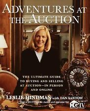 Adventures at the Autction Ultimate Guide to Buying Selling Hardback Book Online