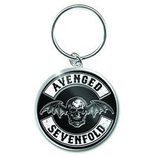 AVENGED SEVENFOLD heavy duty metal key ring chain official liensed item