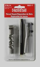 "New 5521-7 HELICOIL Complete Thread Repair Kit 7/16"" -14 x .656 6 Inserts Heli"