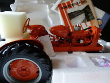 Franklin Mint Allis-Chalmers WC Farm Tractor 1:12 Scale Die Cast Metal Model