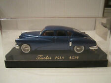 """(3) AGE D'OR SOLIDO DIECAST CARS:  #4513, #4520, #4524 - 5"""" LONG - 1:43 - TUB RS"""