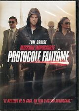 DVD ZONE 2--MISSION IMPOSSIBLE - PROTOCOLE FANTOME--CRUISE/RENNER/BIRD--NEUF