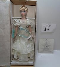 """GENE ASHTON DRAKE DOLL, OUTFIT & ACCESSORIES MEL ODOM """"LOVELY IN LACE"""" #BH"""