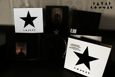 David Bowie - Blackstar / limited CD Edition + Stern Pin (MSD)