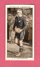 J.E. Jack Manchester Rugby Star 1936 Mitchell's Cigarette Card