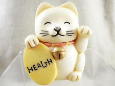 Lucky Cats - Health - Harmony Ball Pot Bellys - Resin - Retired - NIB