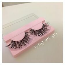 Wispy False Eyelashes Like Red Cherry Ardell Lilly Lashes Huda Eylure Unicorn