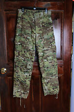 Used GI Flame Resistant Uniform Multicam Combat Pants NO Kneepads Large Regular