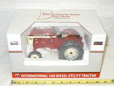 International 340 Diesel Utility   2007 Lafayette Farm Toy Show  By SpecCast