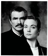 "1988 Vintage Photo actor Burt Reynolds Theresa Russell ""Physical Evidence"" movie"