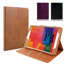"Magnetic Real Genuine Leather Case Cover For Samsung Galaxy Tab S2 9.7""T810/T815"
