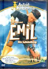 DÄNISCH: DVD Astrid Lindgren, Nye Loyer Emil (Michel) Lönneberga, Fra Lonneberg