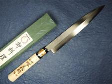 Japanese SAKAI Carbon Steel Yanagiba Knife 210mm