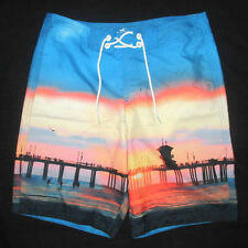 MENS HOLLISTER SWIM BOARD SHORTS SIZE XS